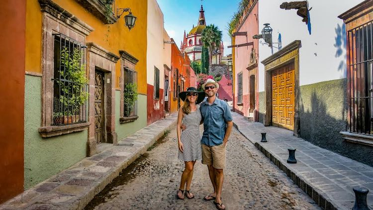 McCool Travel interview with HoneyTrek: Mike and Anne Howard. Article by Charles McCool for McCool Travel
