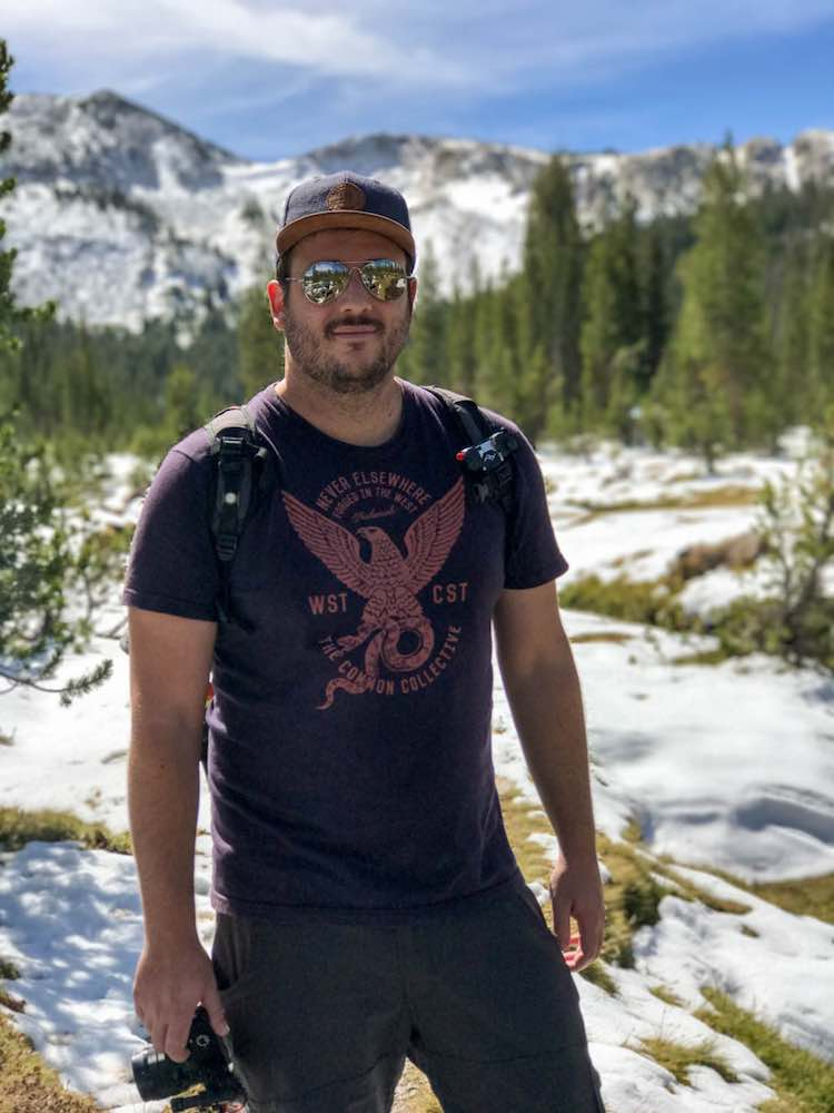 McCool Travel interview with Josh McNair of California Through My Lens