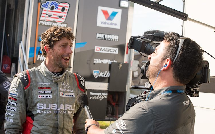 McCool Travel interview with Travis Pastrana. Article by Charles McCool. Photo by VTCar.com.