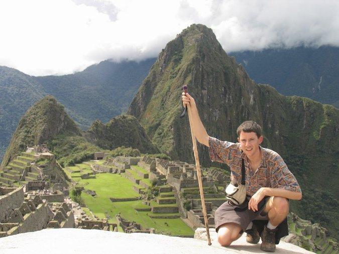 Dave Levart Machu Picchu