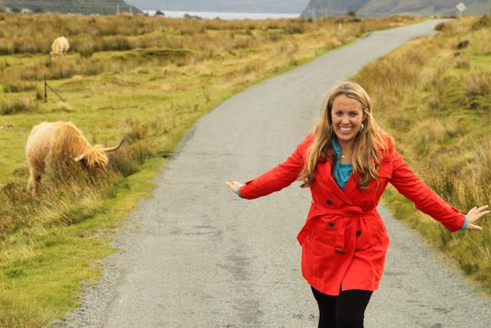 McCool Travel interview: Kristin Luna in Scotland