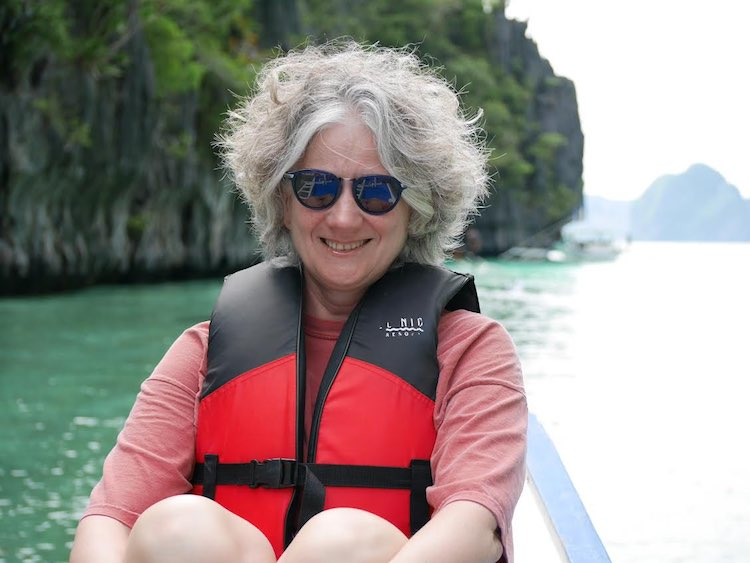 McCool Travel interview: Mary Jo Manzanares kayaking in The Philippines