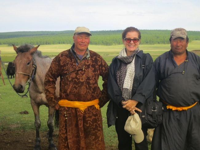 Patricia Schultz, Mongolia