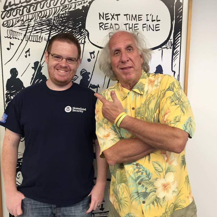 travel interview with Randy Petersen