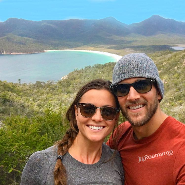 McCool Travel interview with Collette Stohler and Scott Stohler of Roamaroo