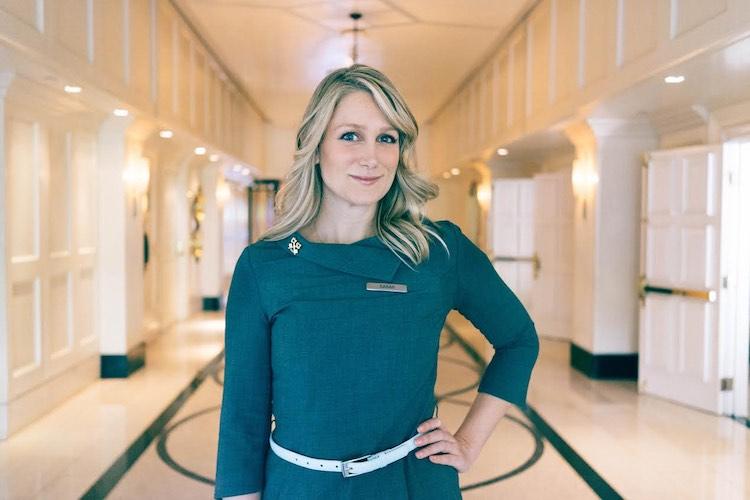 Sarah Dandashy: Ask a Concierge