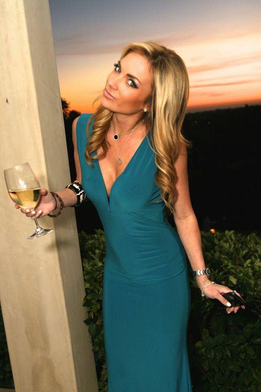 photo of Alyssa Ramos wearing a green dress
