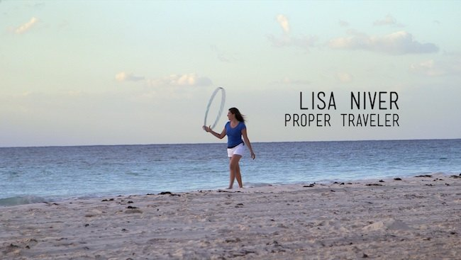 Lisa Niver in Bermuda, We said Go Travel