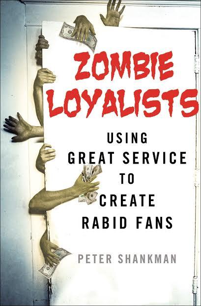Peter Shankman: zombie loyalists